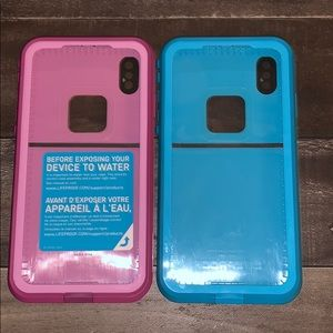 Life proof case for iPhone XS Max